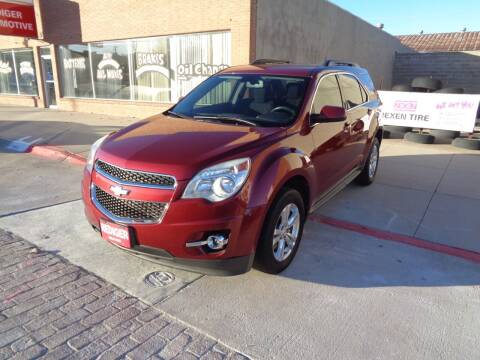 2011 Chevrolet Equinox for sale at Rediger Automotive in Milford NE