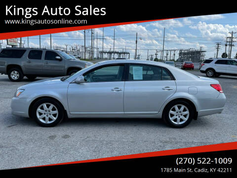 2006 Toyota Avalon for sale at Kings Auto Sales in Cadiz KY