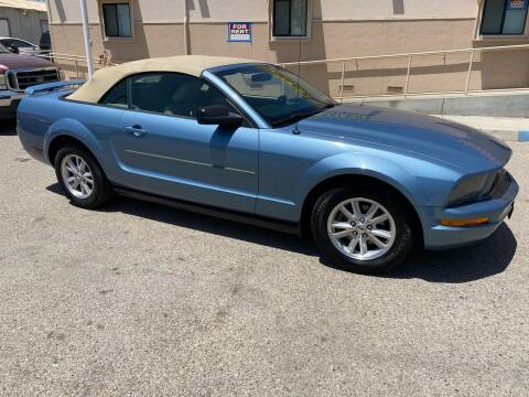2006 Ford Mustang for sale at HEILAND AUTO SALES in Oceano CA
