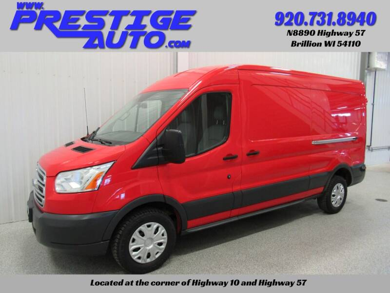 2018 Ford Transit Cargo for sale at Prestige Auto Sales in Brillion WI