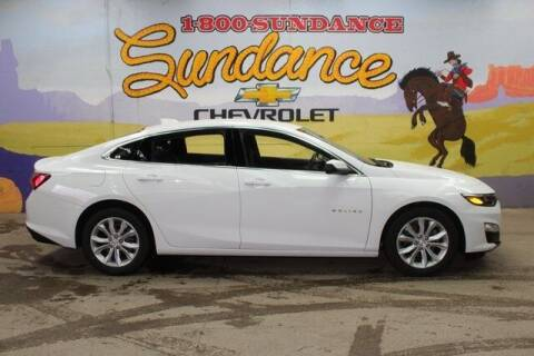 2019 Chevrolet Malibu for sale at Sundance Chevrolet in Grand Ledge MI