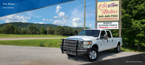 2015 Ford F-250 Super Duty for sale at City Motors in Mascot TN
