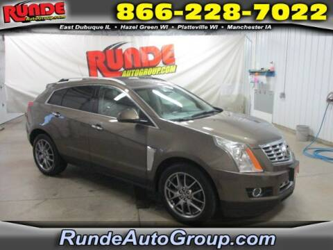 2015 Cadillac SRX for sale at Runde Chevrolet in East Dubuque IL