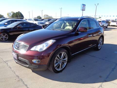 2012 Infiniti EX35 for sale at America Auto Inc in South Sioux City NE