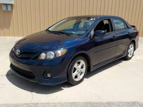 2012 Toyota Corolla for sale at Automotive Locator- Auto Sales in Groveport OH