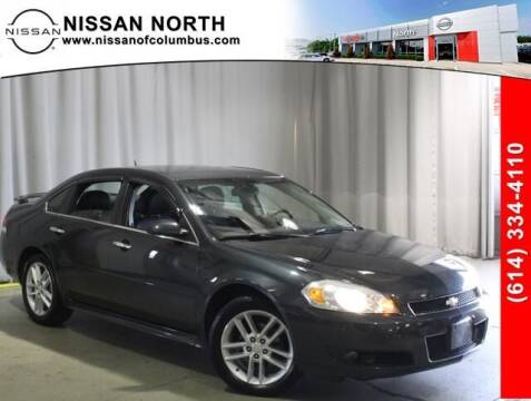 2013 Chevrolet Impala for sale at Auto Center of Columbus in Columbus OH