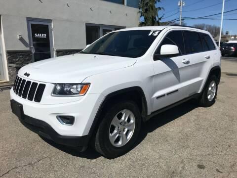 2014 Jeep Grand Cherokee for sale at Atlantic AutoCenter in Cranston RI