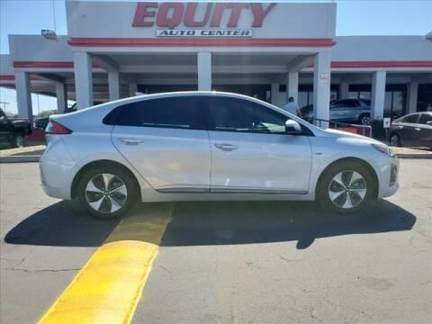 2018 Hyundai Ioniq Electric for sale at EQUITY AUTO CENTER in Phoenix AZ