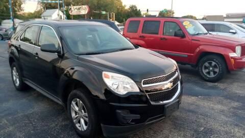 2012 Chevrolet Equinox for sale at Smart Buy Auto in Bradley IL