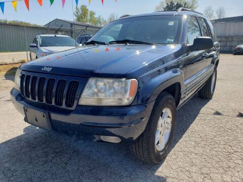 1999 Jeep Grand Cherokee for sale at BBC Motors INC in Fenton MO