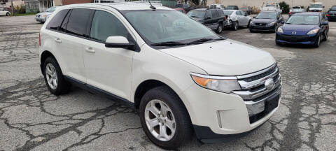 2013 Ford Edge for sale at WEELZ in New Castle DE