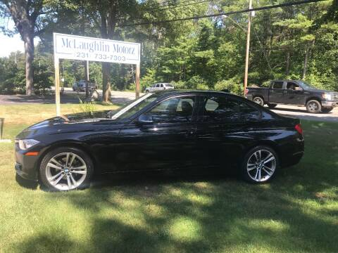 2013 BMW 3 Series for sale at McLaughlin Motorz in North Muskegon MI