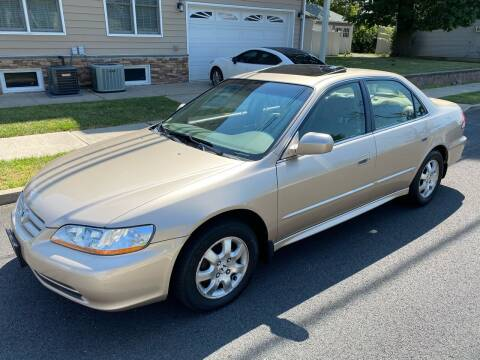 2002 Honda Accord for sale at Jordan Auto Group in Paterson NJ