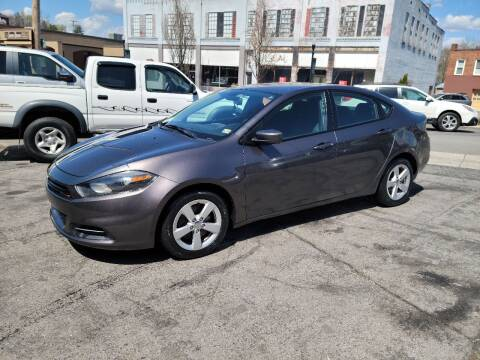 2015 Dodge Dart for sale at East Main Rides in Marion VA