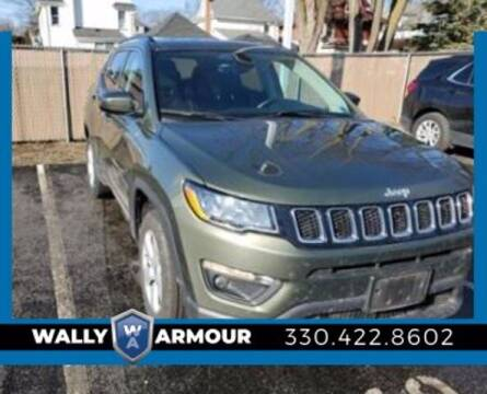 2018 Jeep Compass for sale at Wally Armour Chrysler Dodge Jeep Ram in Alliance OH