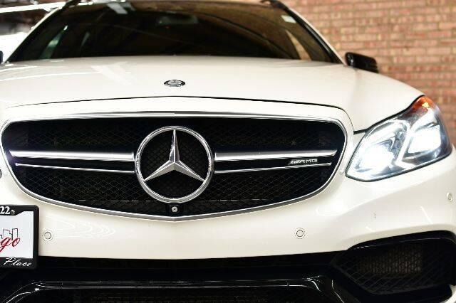 2016 Mercedes-Benz E-Class AWD AMG E 63 S 4MATIC 4dr Wagon - Bensenville IL