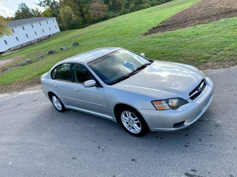 2005 Subaru Legacy for sale at ds motorsports LLC in Hudson NH