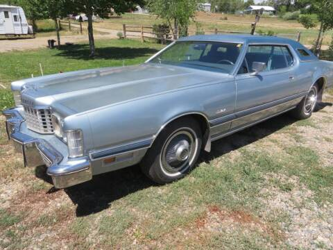 1974 Ford Thunderbird for sale at Skyway Auto INC in Durango CO