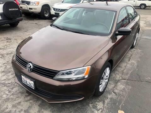 2013 Volkswagen Jetta for sale at 101 Auto Sales in Sacramento CA