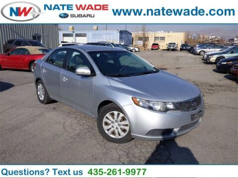 2011 Kia Forte for sale at NATE WADE SUBARU in Salt Lake City UT
