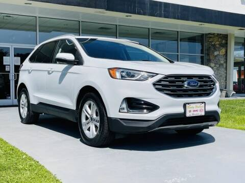 2019 Ford Edge for sale at RUSTY WALLACE CADILLAC GMC KIA in Morristown TN