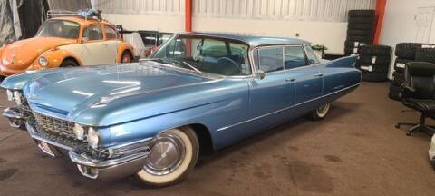 1960 Cadillac DeVille for sale at Cars 4 Idaho in Twin Falls ID