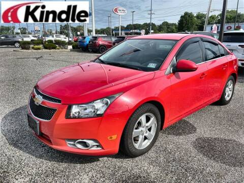2014 Chevrolet Cruze for sale at Kindle Auto Plaza in Cape May Court House NJ