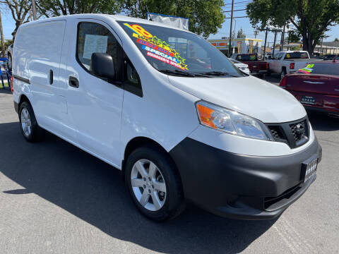 2018 Nissan NV200 for sale at 5 Star Auto Sales in Modesto CA