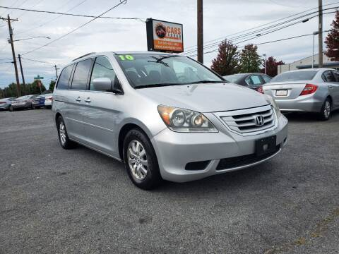 2010 Honda Odyssey for sale at Cars 4 Grab in Winchester VA
