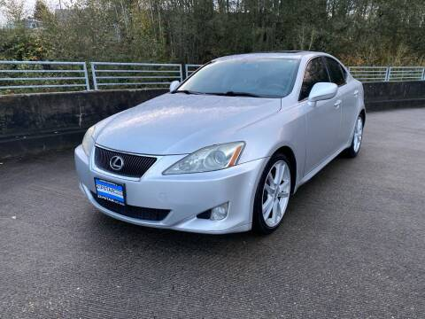 2008 Lexus IS 250 for sale at Zipstar Auto Sales in Lynnwood WA