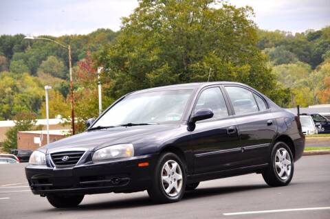 2004 Hyundai Elantra for sale at T CAR CARE INC in Philadelphia PA