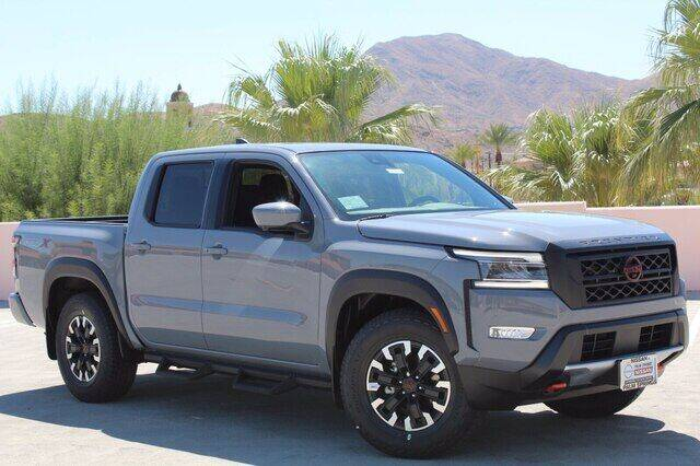 2022 Nissan Frontier for sale in Cathedral City, CA