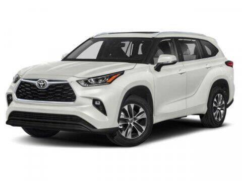 2021 Toyota Highlander for sale at BEAMAN TOYOTA in Nashville TN