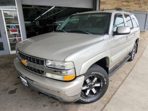 2005 Chevrolet Tahoe for sale at Car Planet Inc. in Milwaukee WI
