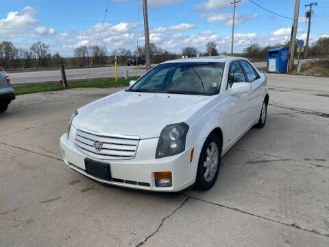2007 Cadillac CTS for sale at Newark Rides in Newark IL