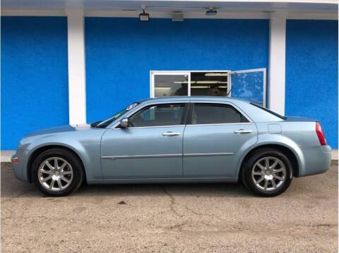 2008 Chrysler 300 for sale at Khodas Cars in Gilroy CA