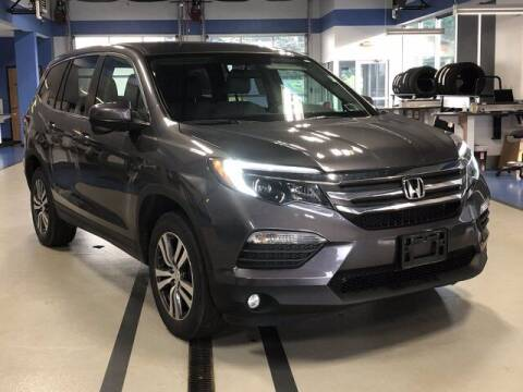 2018 Honda Pilot for sale at Simply Better Auto in Troy NY