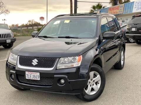 2007 Suzuki Grand Vitara for sale at Gold Coast Motors in Lemon Grove CA