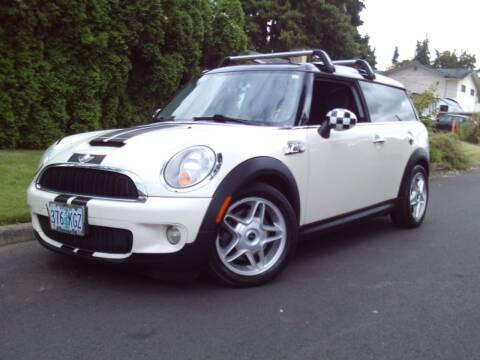 2008 MINI Cooper Clubman for sale at Redline Auto Sales in Vancouver WA