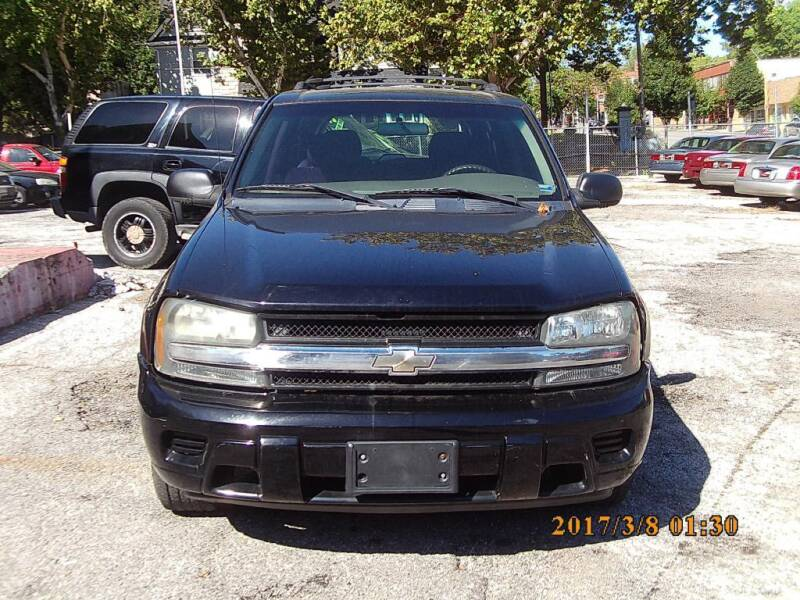 2004 Chevrolet TrailBlazer for sale at Cars Now KC in Kansas City MO