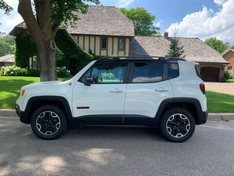 2015 Jeep Renegade for sale at You Win Auto in Metro MN