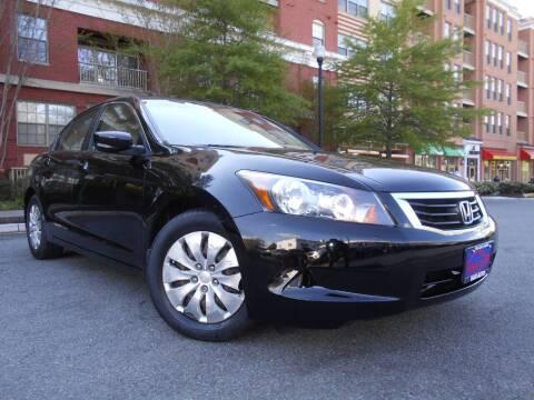 2009 Honda Accord for sale at H & R Auto in Arlington VA