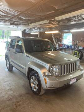 2010 Jeep Liberty for sale at Lavictoire Auto Sales in West Rutland VT