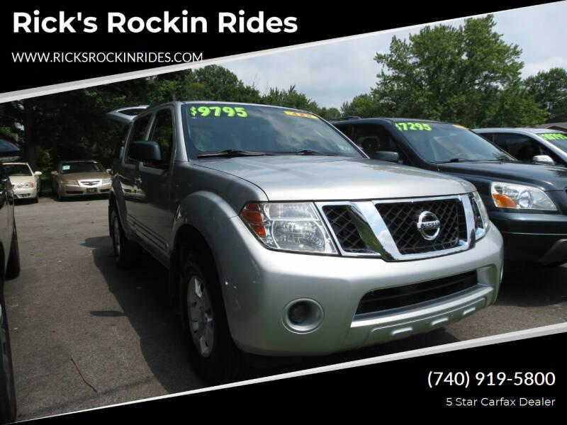2010 Nissan Pathfinder for sale at Rick's Rockin Rides in Reynoldsburg OH