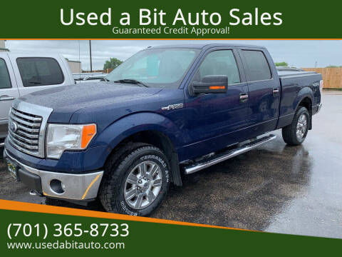 2011 Ford F-150 for sale at Used a Bit Auto Sales in Fargo ND