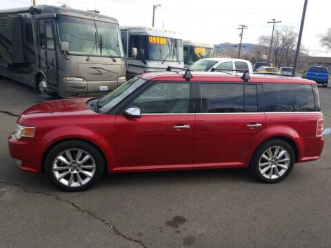 2010 Ford Flex for sale at Freds Auto Sales LLC in Carson City NV
