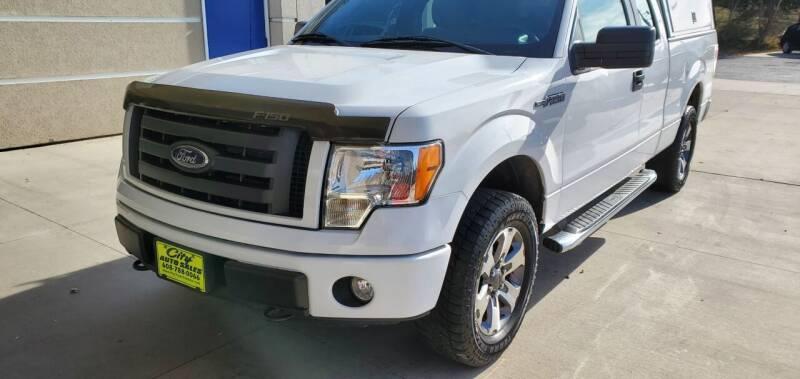 2012 Ford F-150 for sale at City Auto Sales in La Crosse WI
