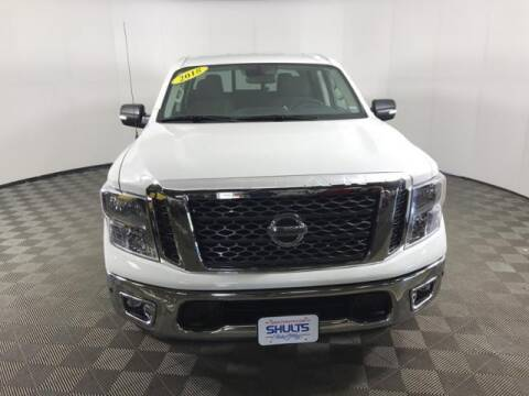 2018 Nissan Titan for sale at Shults Resale Center Olean in Olean NY