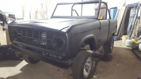1977 Ford Bronco for sale at Classic Car Deals in Cadillac MI