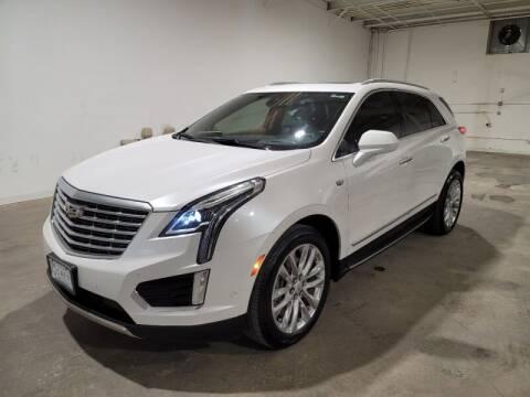 2017 Cadillac XT5 for sale at A & J Enterprises in Dallas TX